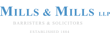 Mills and Mills LLP logo